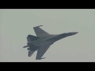 Су-35 - Воздушный волк