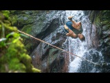 Slackladder Alex Mason Takes on 8 Slacklines in the Hawaiian Jungle