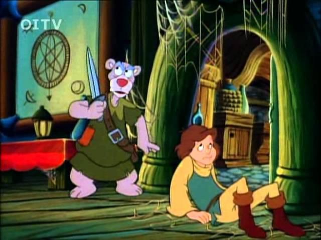 Мишки Гамми. 49 серия.