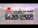 CJ Salvador Gregory Villarico - Unlock The Swag | Summer Camp 2016 | @rhythm2dance