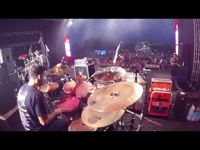Devangelic - Eucharistic Savagery (Live at Hellprint Day Indonesia)