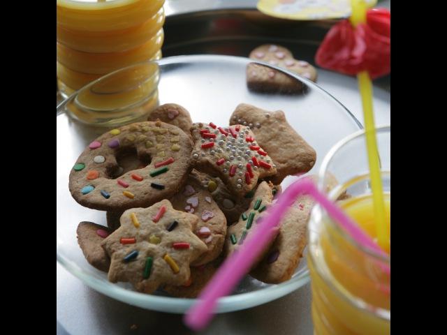 Юлия Высоцкая - Лучший рецепт имбирного печенья
