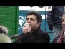 Haqq Ədalət Zürih SOCAR aksiyasi - Qabil Rzayev 23.02.2013