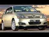 Toyota Corolla RunX RSi ZA spec