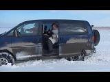 Продаю за 1100 000 Mitsubishi Space Gear делика delica(Спэйс гир) L400 4x4 газовое оборудование цепи на колесах снег