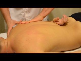Лечение позвоночника массажем в санкт петербурге