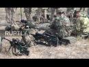 Россия Путин снайперы выиграл 11-й Международный Снайпер пар конкуренции.