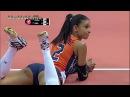 Молодая волейболистка взорвала интернет! Volleyball sexy girl Winifer Fernandez! Олимпиада 2016 Рио