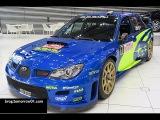 Subaru Impreza WRX STi 2006 WRC