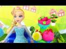 Çizgifilmoyuncakları Ceylin ve Elsa dondurma yapıyorlar Türkçe izle Kızçocukoyunları