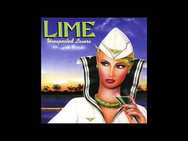 Lime Unexpected Lovers Original