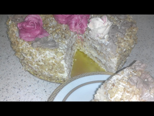 Abşeron tortu.Торт Абшерон