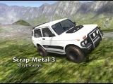 Scrap Metal3 Infernal Trap - playthrough (PC browser game)