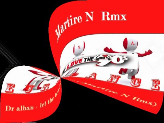 Dr alban let the beat go on Martire N Rmx