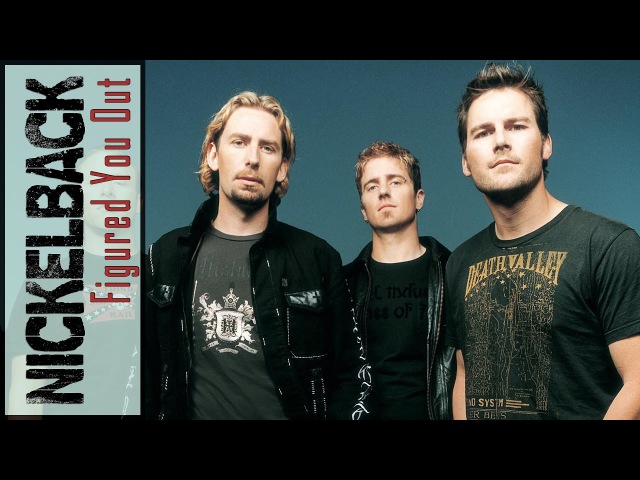 Nickelback – Figured You Out (Русский кавер от Jackie-O)