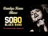 SOBO Blues Band - Candye Kane Blues - IBC Finals 2017