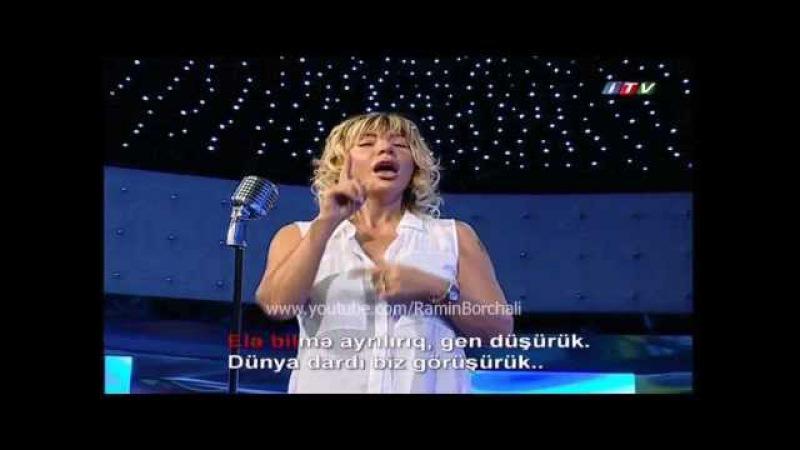Brilliant Dadaşova - Bu yollar ( music: Telman Hacıyev )