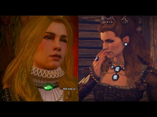 The Witcher 3: Brothel Swap mod by m4sterDeath (Sex w/ story characters like Anna, Vivienne etc.)