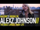 ALEXZ JOHNSON - SKIPPING STONE (BalconyTV)
