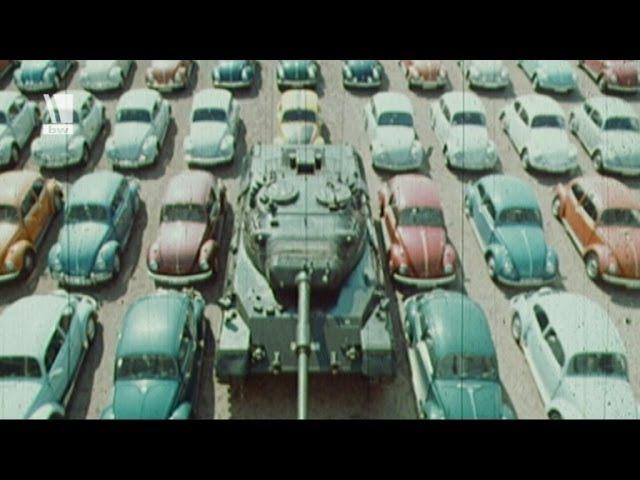Classix Vier im Leopard 1972 Bundeswehr