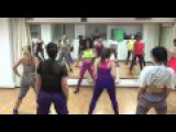 Major Lazer Wind Up Zumba Fitness POWER choreo
