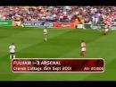 АПЛ 2001/2002 - 15.09.2001. Фулхэм - Арсенал.