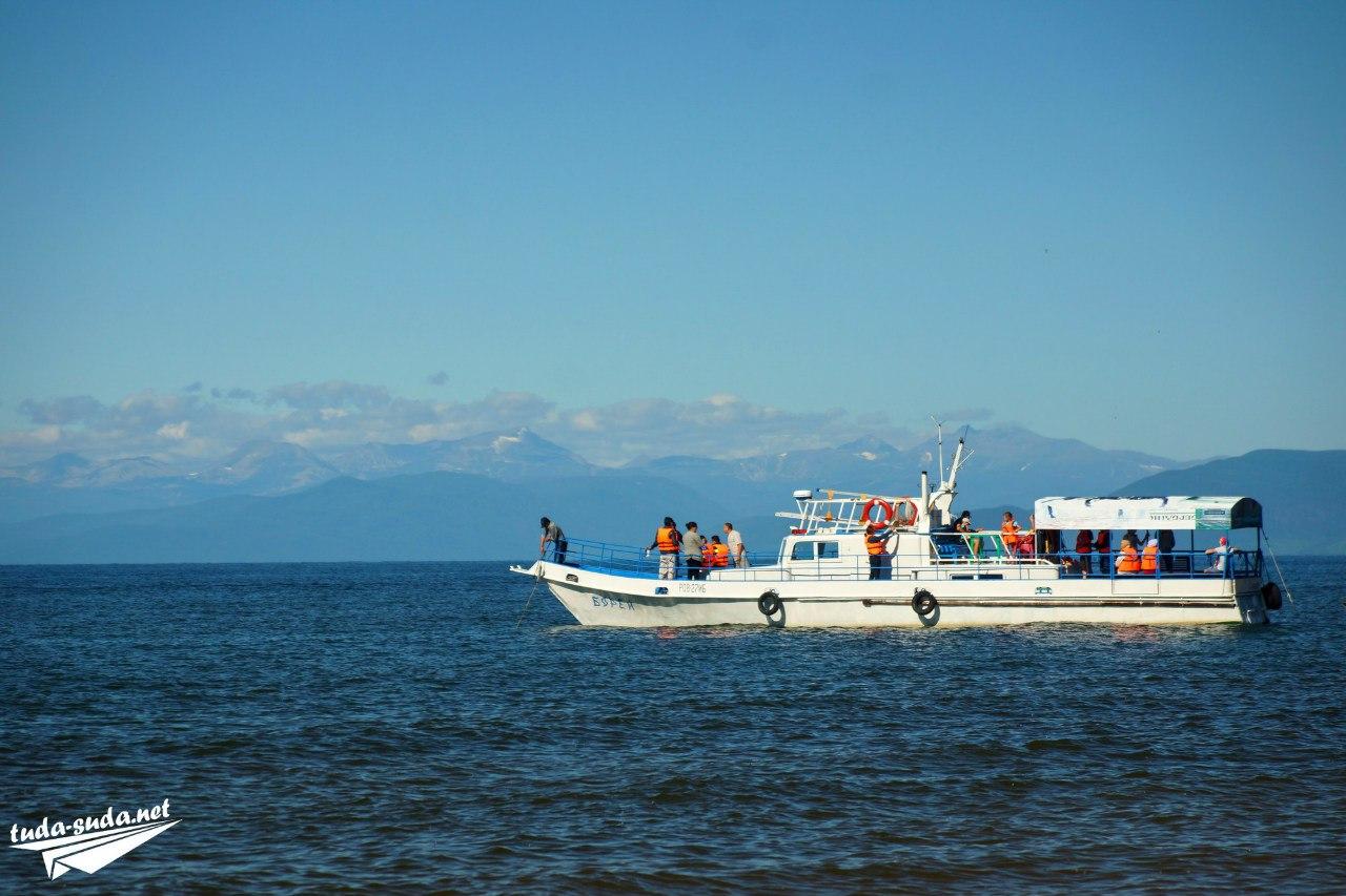Водный транспорт на Байкале