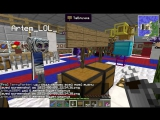[СТРИМ] Minecraft - Кооперативный геймплэй на сервере MCSkill