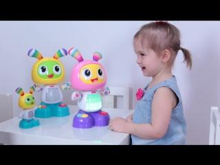 Танцевальные игры для детей [Любящие мамы]