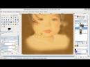Как сделать портрет маслом по фотографии