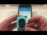 Умные детские часы-телефон GPS
