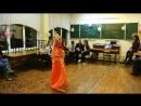 """Выступление Юляшки в школе на день матери.Индийское соло """"Принцесса Кумари"""""""
