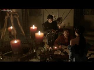 Лара Пулвер (Lara Pulver) в сериале Демоны Да Винчи (Da Vinci's Demons, 2013) s01e06 (1080p)