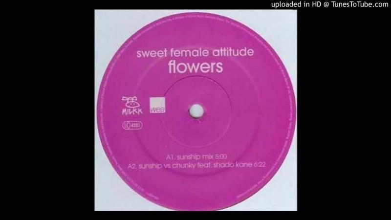 Sweet female attitude ★ flowers ★ sunship remix