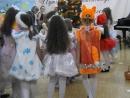"""Новогодний праздник на подгот. отд 27.12.16 сценка """"Маша и медведь"""""""