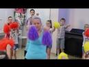 Репетиция танца Вака-Вака
