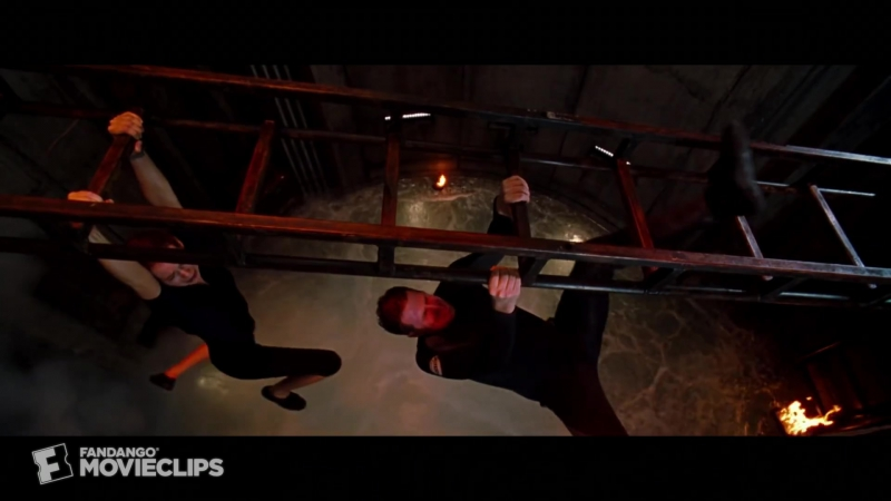 Deep Blue Sea - Tunnel of Terror Scene ¦ Movieclips