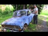 Забытые автомобили-АЗЛК Москвич 412