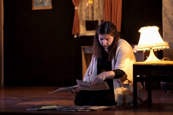 24 березня та 7 квітня відбулася вистава 'Інша людина', автора Петра Г
