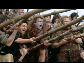 Braveheart soundtrack- A Gift of a Thistle