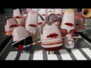 Немой Человек (Аниматоры Марике Блау, Йорис Опринс, Йоб Роггевен, Нидерланды)