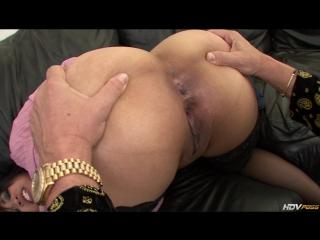 Mika tan - tight oriental milf rides huge white meat