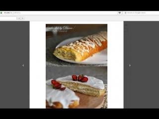 Набор ассорти полезных и очень вкусных десертов и Набор вырубок