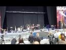 Круиз Гаина Васильев Ефимов Иди же с нами 30 07 16 Москва Зеленый театр АрияФест