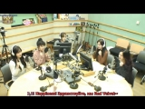170206 Red Velvet @ KBS Cool FM Gayo Plaza [рус.саб]