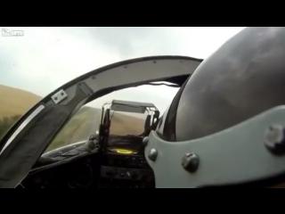 Crazy Russian Pilots at Su-24 MB