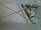 Бортовое видео, район ДПЗ, Луцк (биплан из потолочки) - авамоделст Олексй Приходько