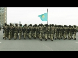 Как проходит подготовка к военному Параду в Астане!