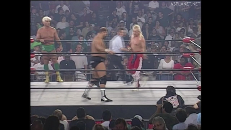 Ric Flair and Arn Anderson vs Rock'n'Roll Express, WCW Monday Nitro 26.08.1996