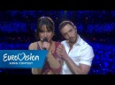 Love Love Peace Peace Måns Zelmerlöw and Petra Mede create the perfect Eurovision Performance